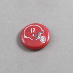 NCAA Alabama Crimson Tide Button 02