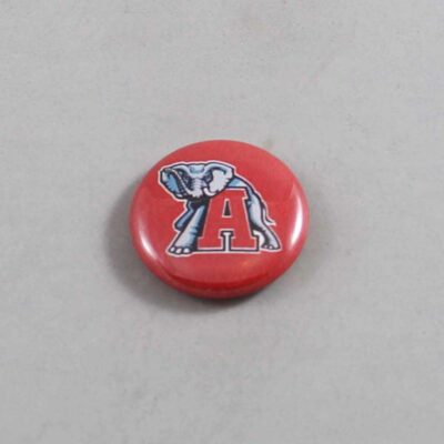 NCAA Alabama Crimson Tide Button 03