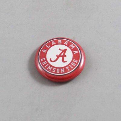 NCAA Alabama Crimson Tide Button 05