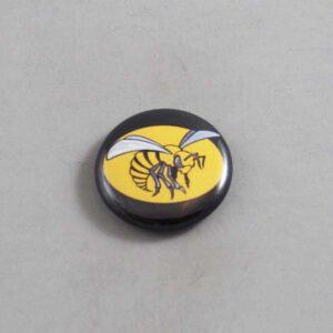 NCAA Alabama State Hornets Button 03