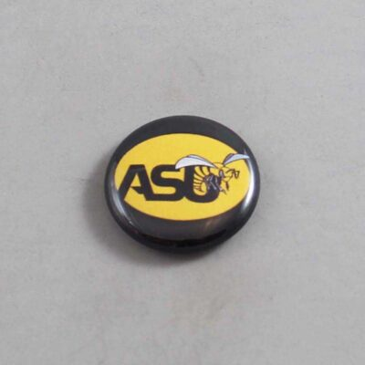 NCAA Alabama State Hornets Button 04