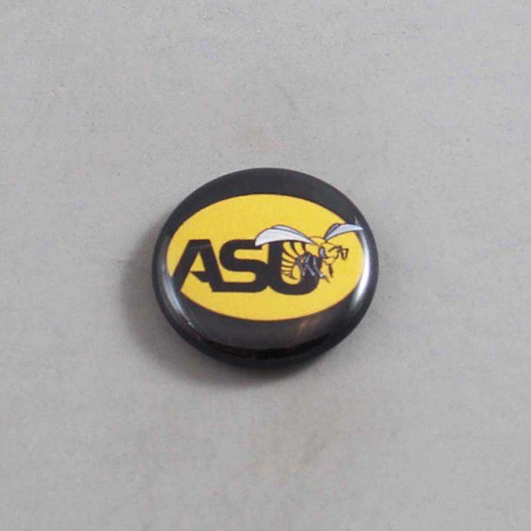 NCAA Alabama State Hornets Button 04