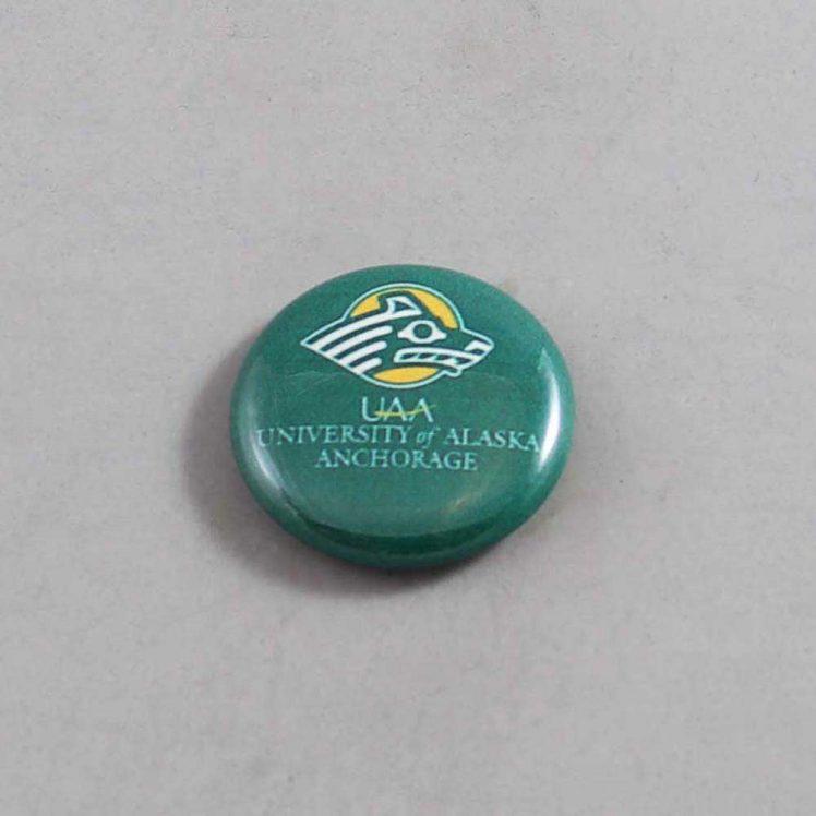 NCAA Alaska Anchorage Seawolves Button 03