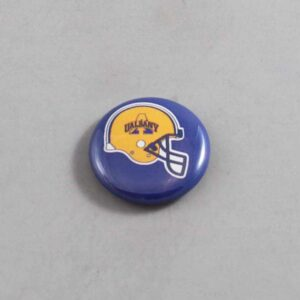NCAA Albany Great Danes Button 01