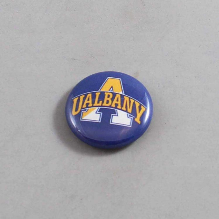 NCAA Albany Great Danes Button 02