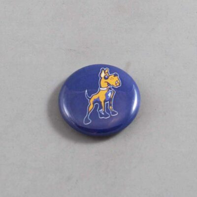 NCAA Albany Great Danes Button 05