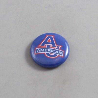 NCAA American Eagles Button 01