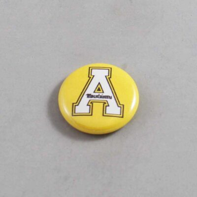 NCAA Appalachian State Mountaineers Button 02