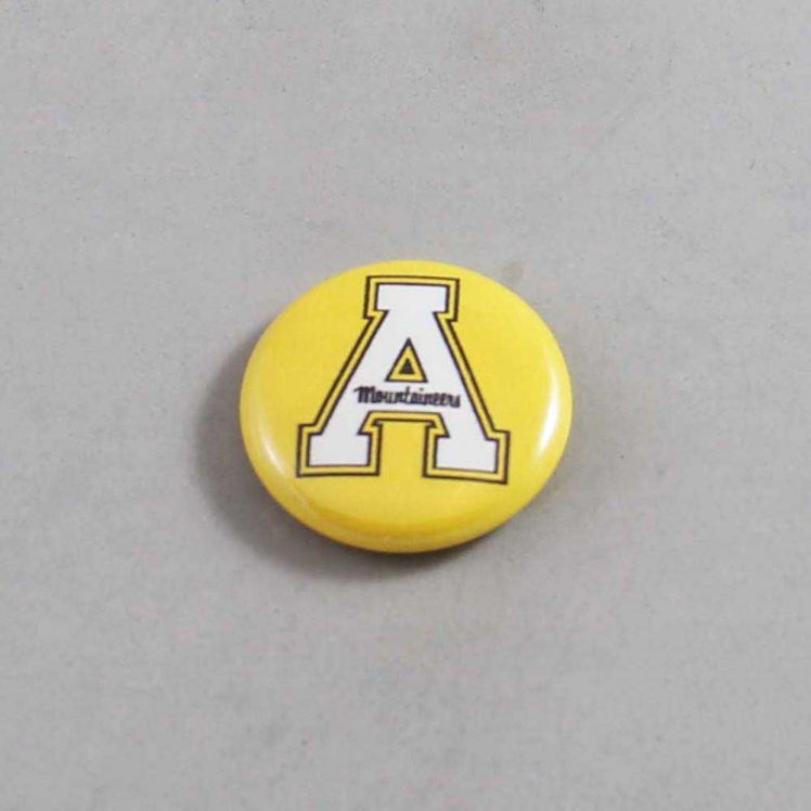 NCAA Appalachian State Mountaineers Button 02