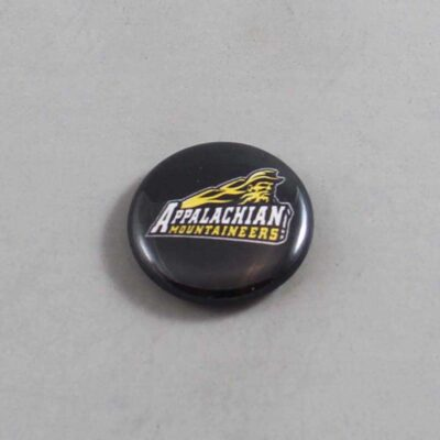 NCAA Appalachian State Mountaineers Button 03