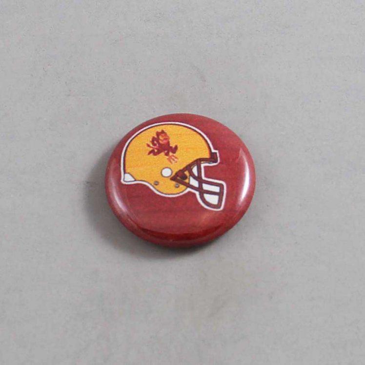 NCAA Arizona State Sun Devils Button 02