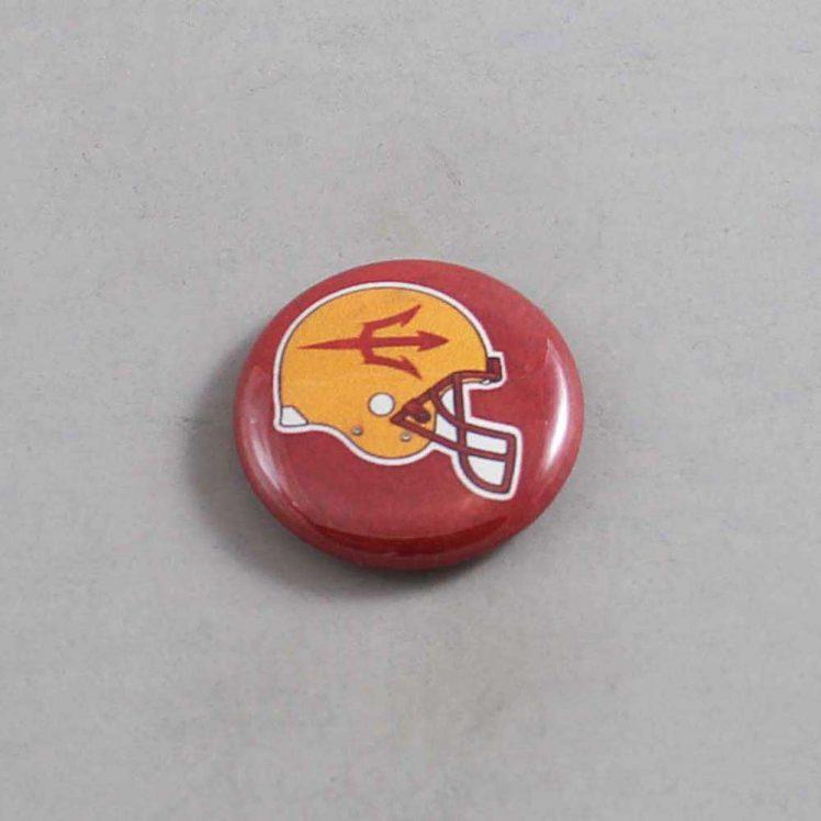NCAA Arizona State Sun Devils Button 03