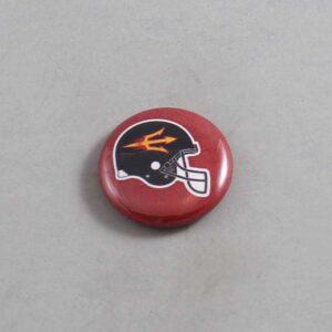 NCAA Arizona State Sun Devils Button 04