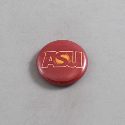 NCAA Arizona State Sun Devils Button 05