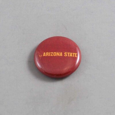 NCAA Arizona State Sun Devils Button 09