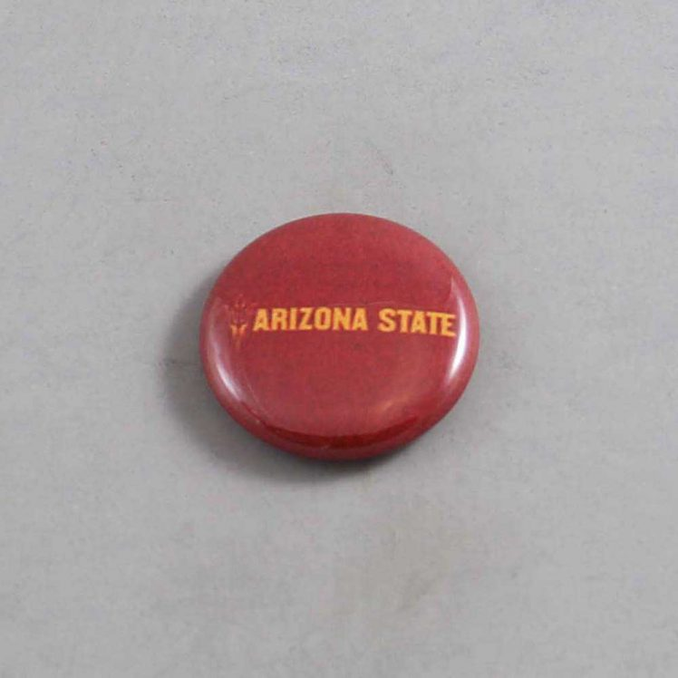 NCAA Arizona State Sun Devils Button 09