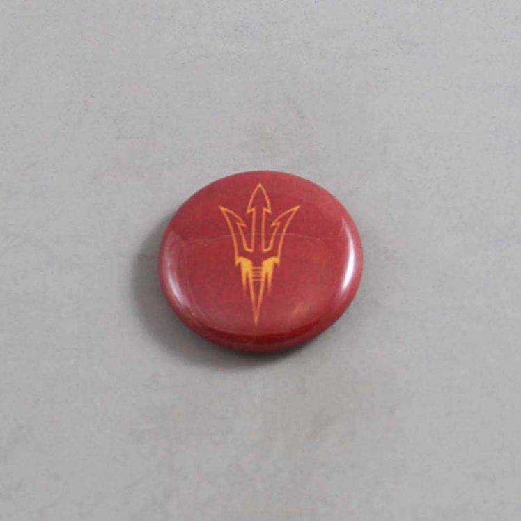 NCAA Arizona State Sun Devils Button 10