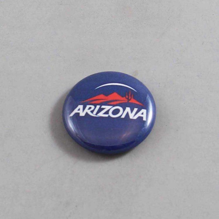 NCAA Arizona Wildcats Button 01
