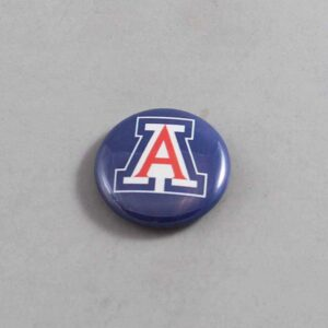 NCAA Arizona Wildcats Button 04