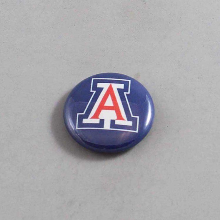 NCAA Arizona Wildcats Button 04