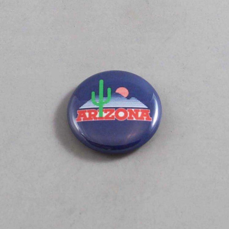 NCAA Arizona Wildcats Button 05