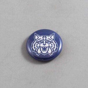 NCAA Arizona Wildcats Button 06