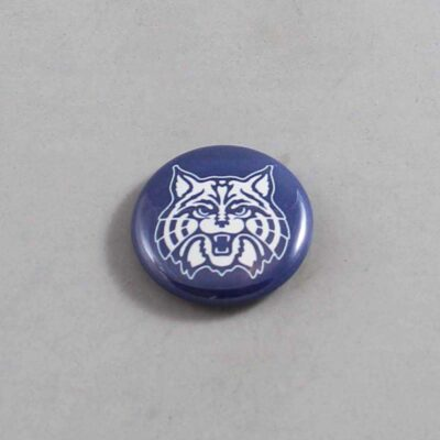 NCAA Arizona Wildcats Button 06
