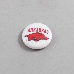 NCAA Arkansas Razorbacks Button 01