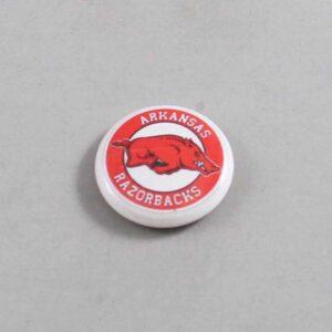 NCAA Arkansas Razorbacks Button 02