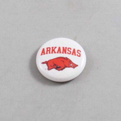 NCAA Arkansas Razorbacks Button 04