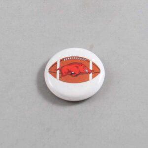 NCAA Arkansas Razorbacks Button 07