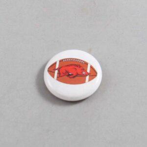 NCAA Arkansas Razorbacks Button 08