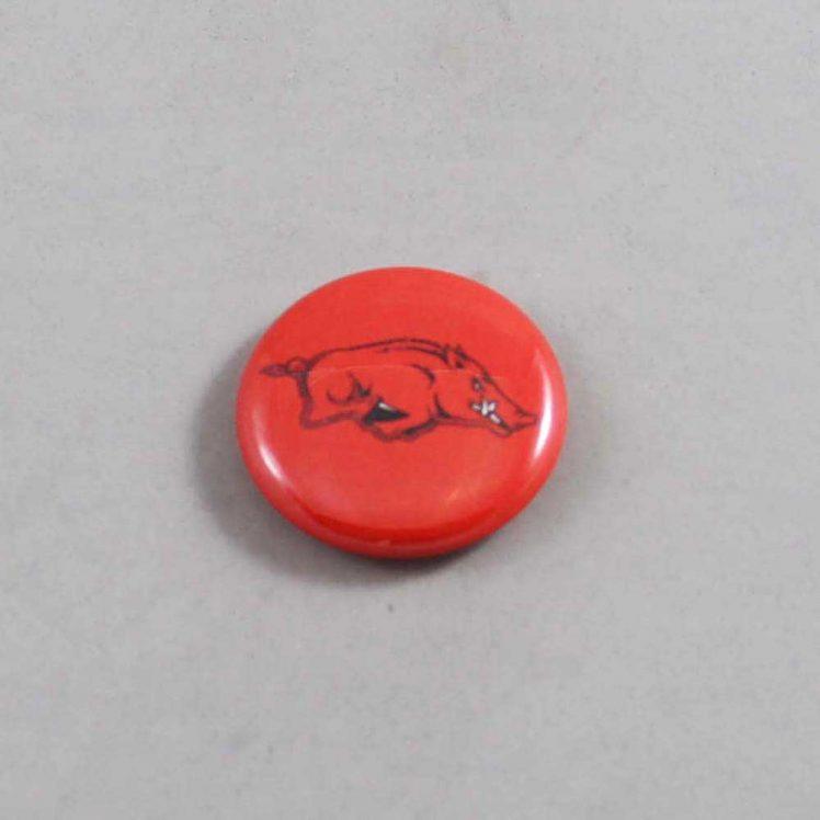 NCAA Arkansas Razorbacks Button 09