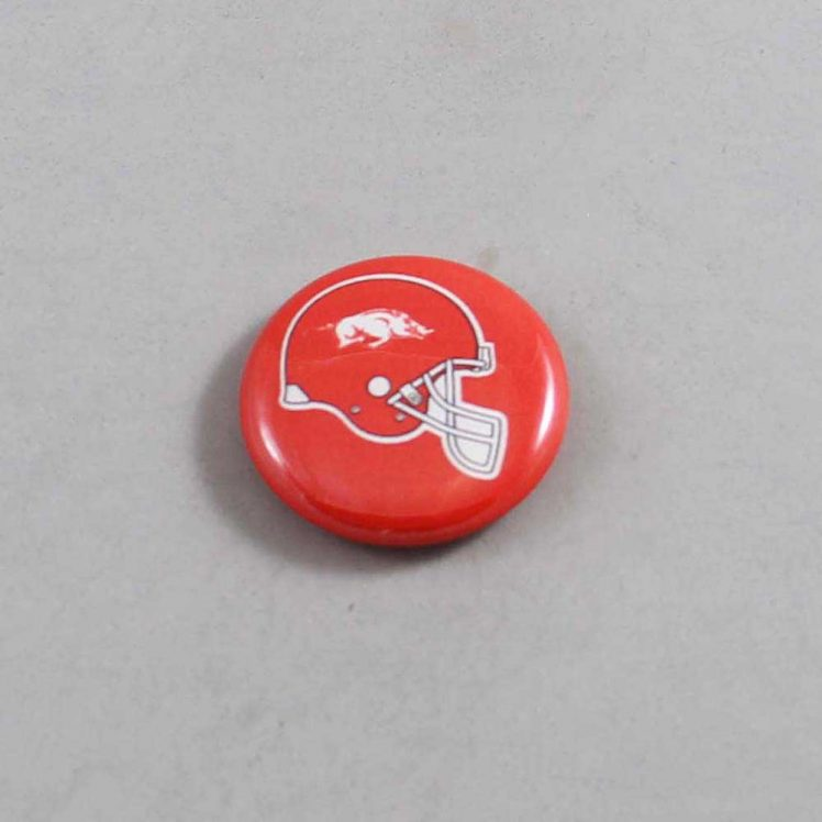 NCAA Arkansas Razorbacks Button 10