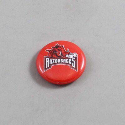 NCAA Arkansas Razorbacks Button 11