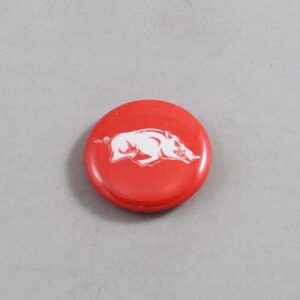 NCAA Arkansas Razorbacks Button 13