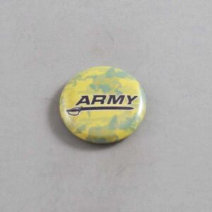 NCAA Army Black Knightss Button 01