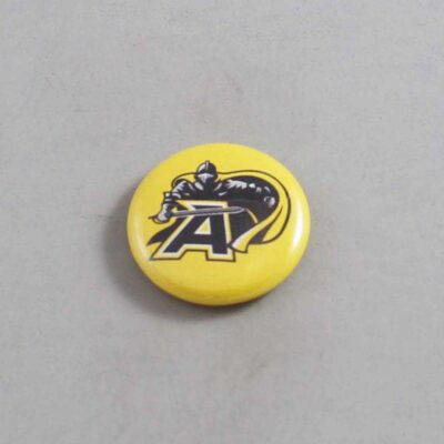 NCAA Army Black Knightss Button 02