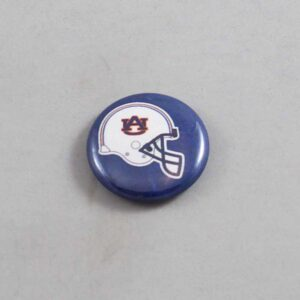 NCAA Auburn Tigers Button 02