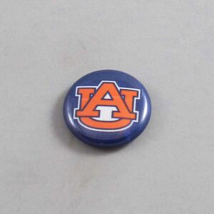 NCAA Auburn Tigers Button 03