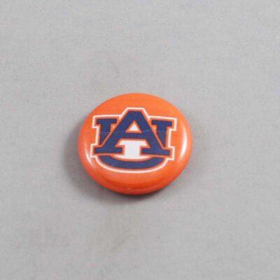 NCAA Auburn Tigers Button 05