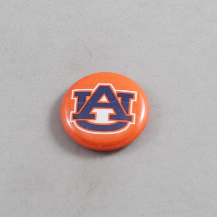 NCAA Auburn Tigers Button 05