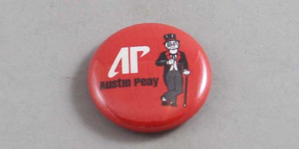 NCAA Austin Peay Governors Button 02