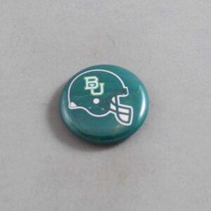 NCAA Baylor Bears Button 01