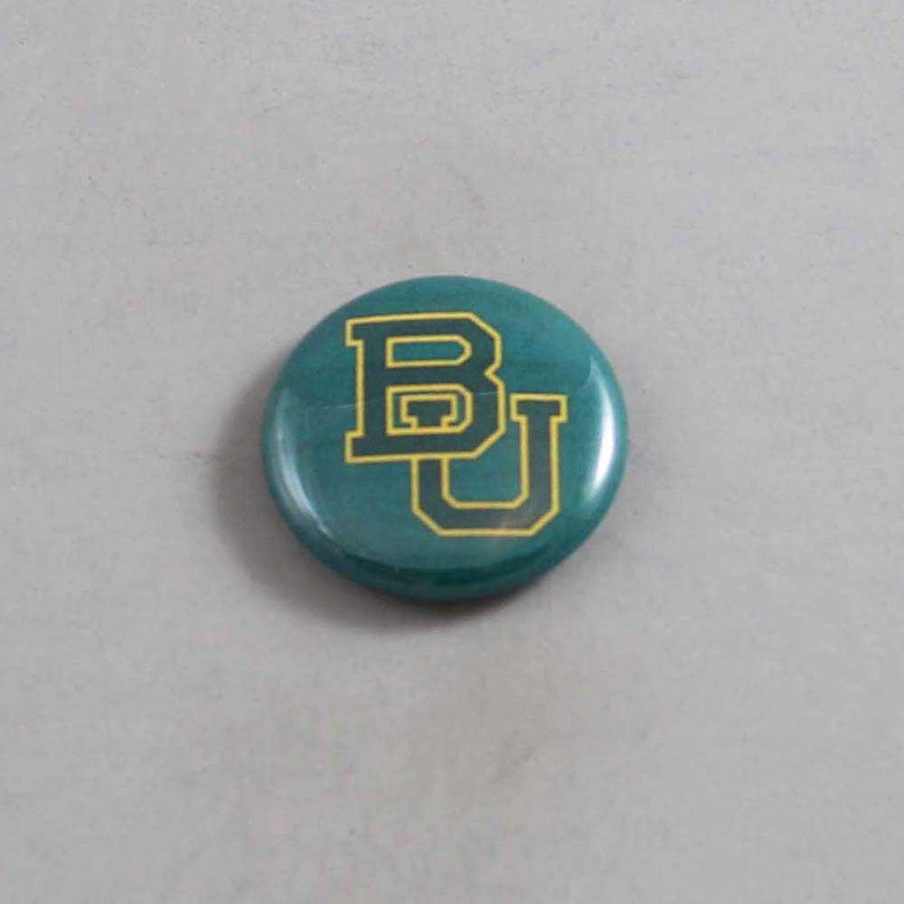 NCAA Baylor Bearss Button 04