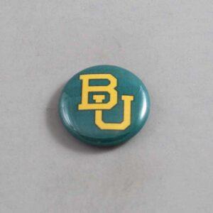 NCAA Baylor Bears Button 05