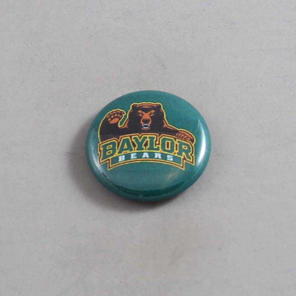 NCAA Baylor Bearss Button 06