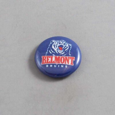 NCAA Belmont Bruins Button 01