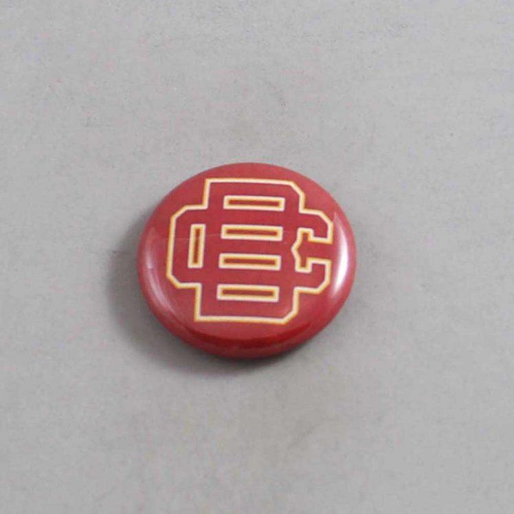 NCAA Bethune Cookman Wildcats Button 02