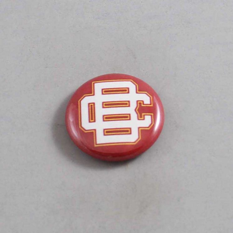 NCAA Bethune Cookman Wildcats Button 03
